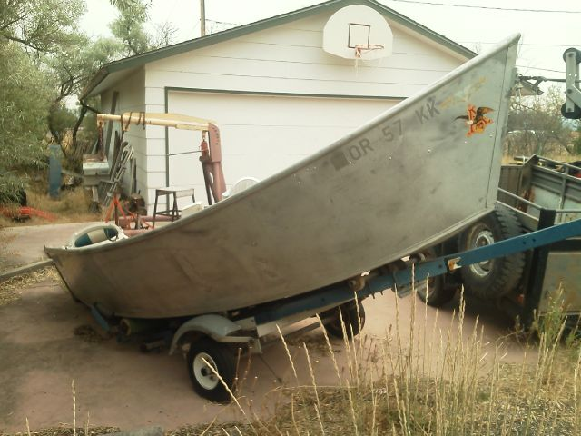 1979 Valco Drift Boat and trailer