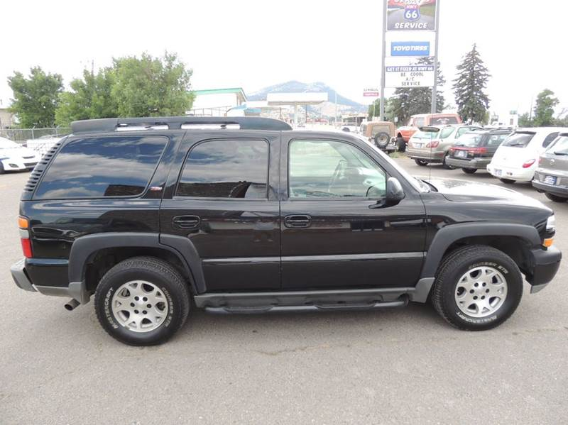 Chevrolet Tahoe Suv In Helena Mt Remart Inc