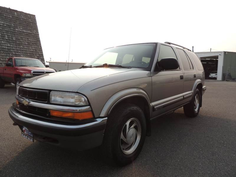 1999 Chevrolet Blazer LT 4dr 4WD SUV In Helena MT  Remart Inc