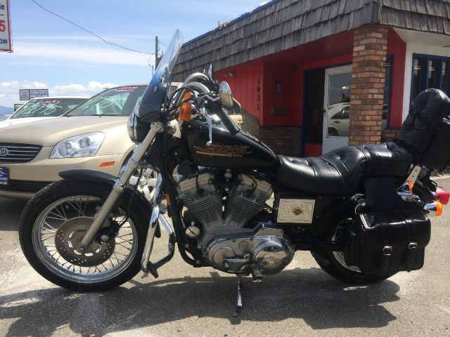 1998 Harley-Davidson Sportster 883