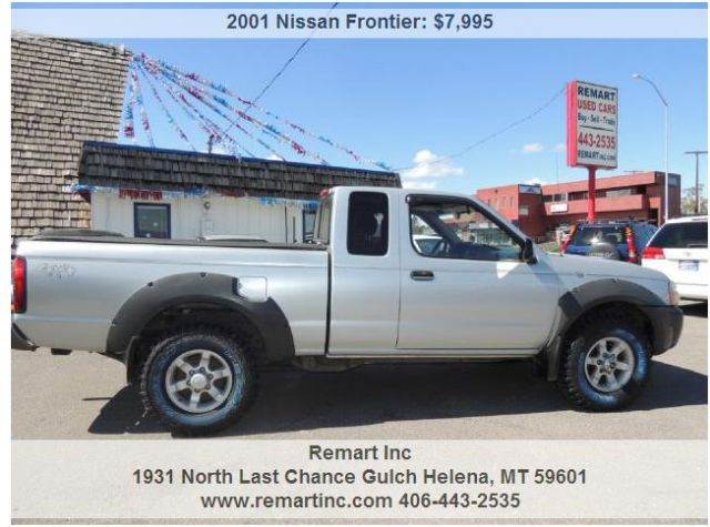 2001 Nissan Frontier