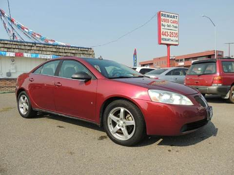 2009 Pontiac G6 for sale in Helena, MT