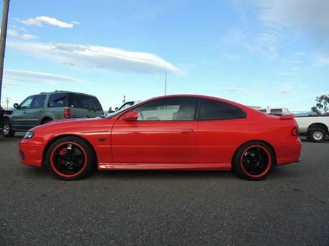 2005 Pontiac GTO for sale in Helena, MT