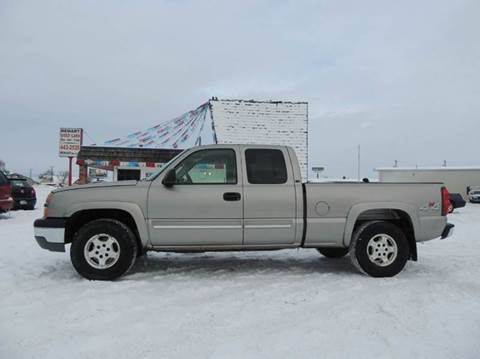Used Chevrolet Trucks For Sale Helena Mt