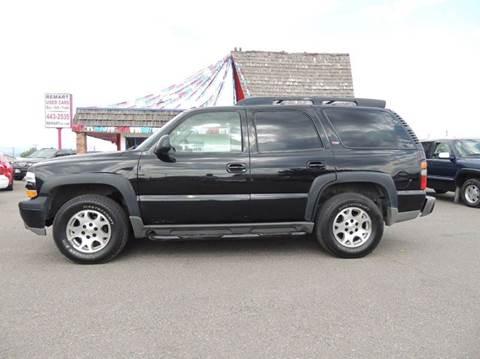 2005 Chevrolet Tahoe for sale in Helena, MT
