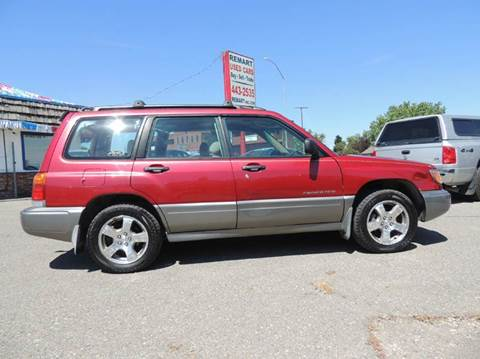 1999 Subaru Forester for sale in Helena, MT