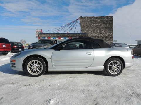 2002 Mitsubishi Eclipse Spyder for sale in Helena, MT