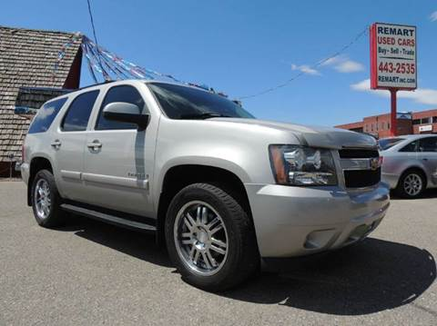 2007 Chevrolet Tahoe for sale in Helena, MT