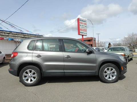 2010 Volkswagen Tiguan for sale in Helena, MT