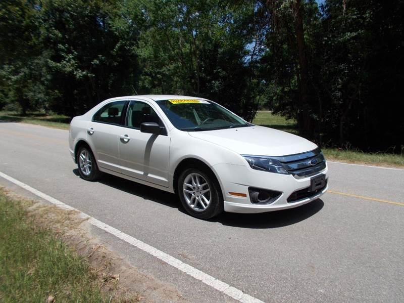 2012 Ford Fusion S 4dr Sedan - Tomball TX