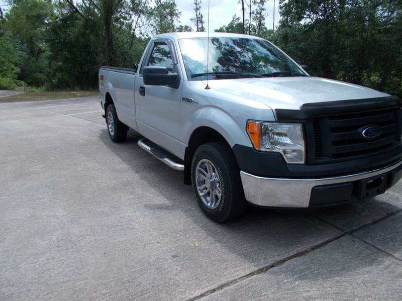 2011 Ford F-150 4x2 XL 2dr Regular Cab Styleside 8 ft. LB - Tomball TX