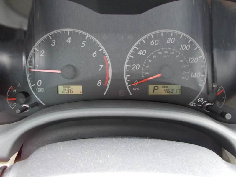 2011 Toyota Corolla LE 4dr Sedan 4A - Tomball TX