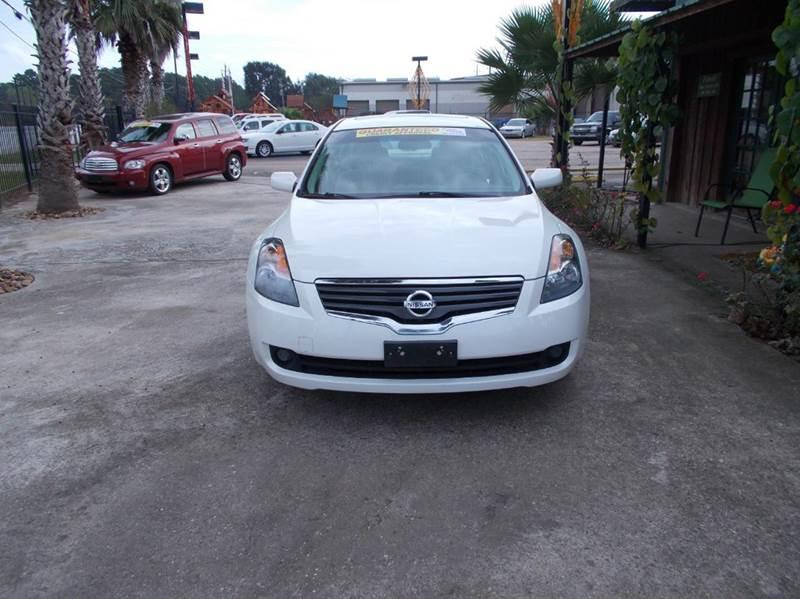 2009 Nissan Altima 2.5 S 4dr Sedan CVT - Tomball TX