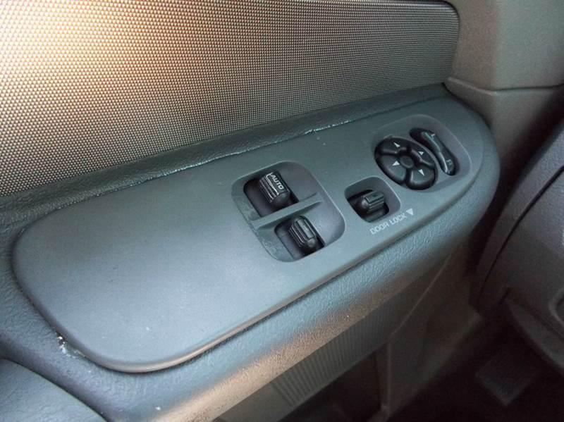 2008 Dodge Ram Pickup 1500 SLT 2dr Regular Cab SB - Tomball TX