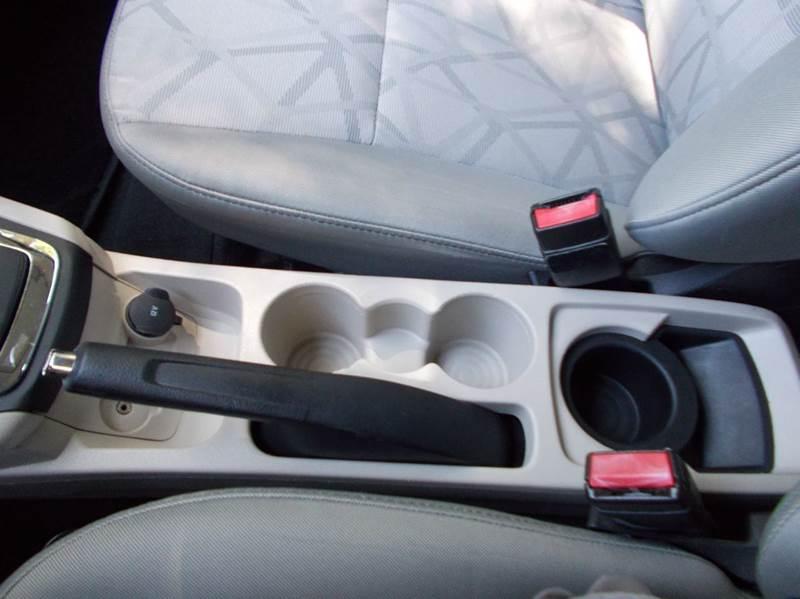 2011 Ford Fiesta SE 4dr Sedan - Tomball TX
