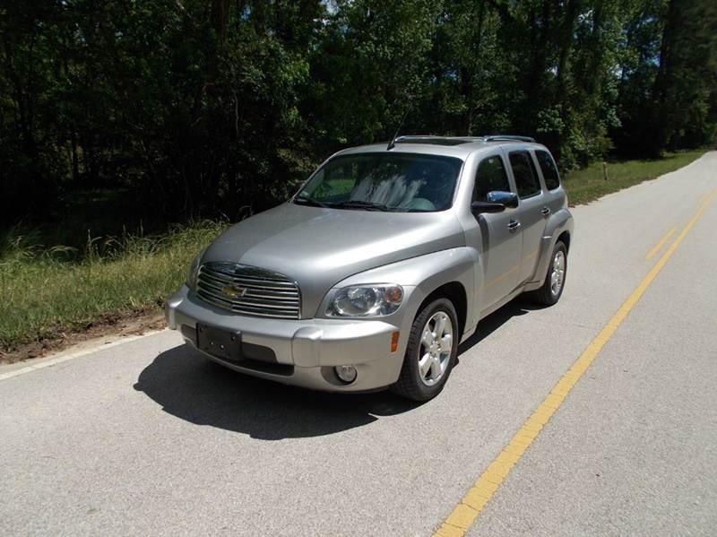 2007 Chevrolet HHR LT 4dr Wagon - Tomball TX