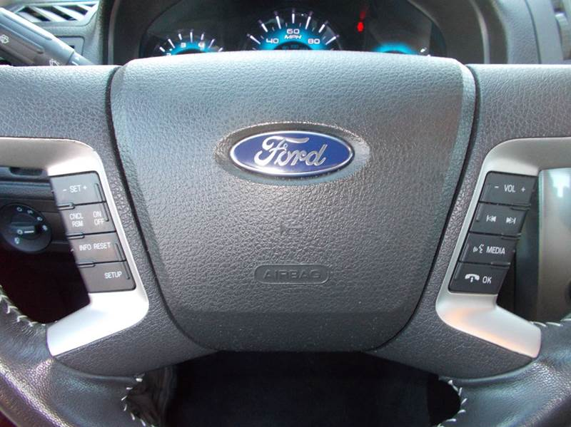 2010 Ford Fusion SEL 4dr Sedan - Tomball TX