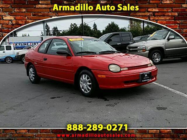 1996 Dodge Neon For Sale