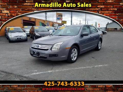 2006 Ford Fusion for sale in Lynnwood, WA