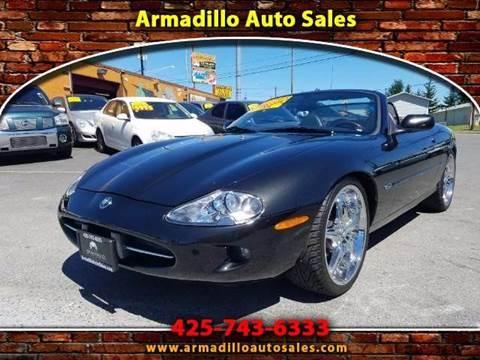 1998 Jaguar XK-Series for sale in Lynnwood, WA