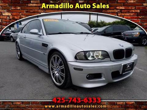 2003 BMW M3 for sale in Lynnwood, WA