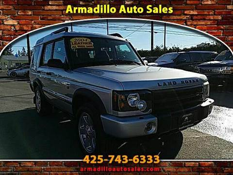 2004 Land Rover Discovery for sale in Lynnwood, WA