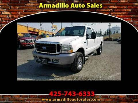 2002 Ford F-350 Super Duty for sale in Lynnwood, WA