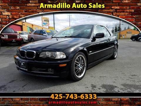 2003 BMW 3 Series for sale in Lynnwood, WA