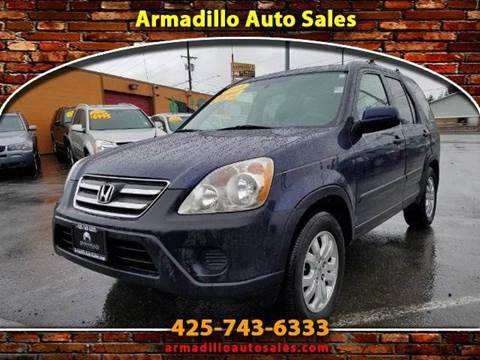 2006 Honda CR-V for sale in Lynnwood, WA