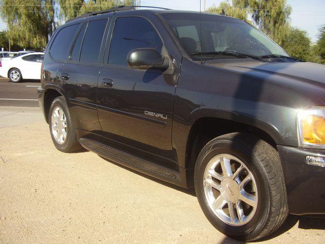 2006 GMC ENVOY DENALI 4DR SUV 4WD black 4wd type - on demand abs - 4-wheel adjustable pedals - p
