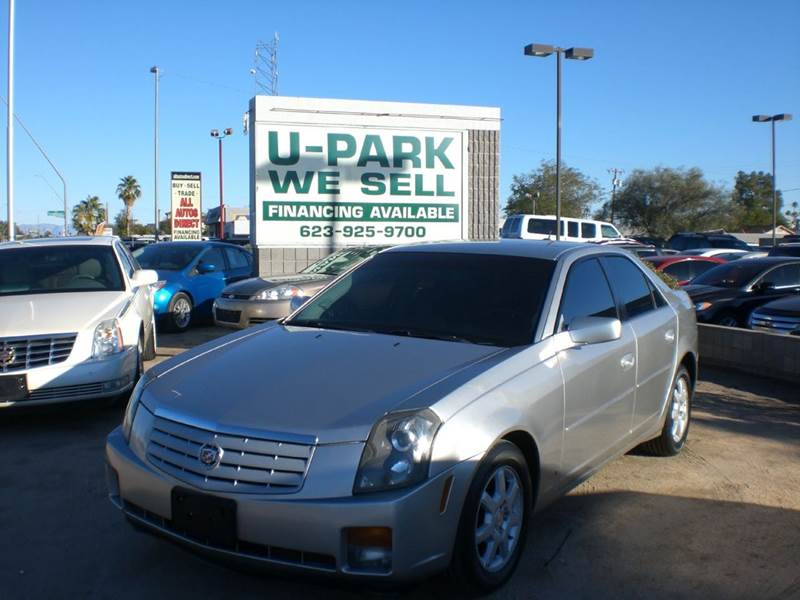 2007 CADILLAC CTS BASE 4DR SEDAN 28L V6 2-stage unlocking doors abs - 4-wheel antenna type -