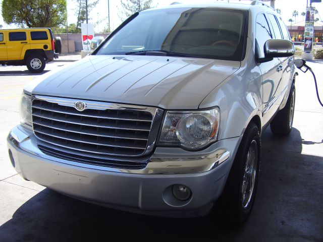 2007 CHRYSLER ASPEN LIMITED 4X2 4DR SUV gray 2-stage unlocking - remote abs - 4-wheel airbag de