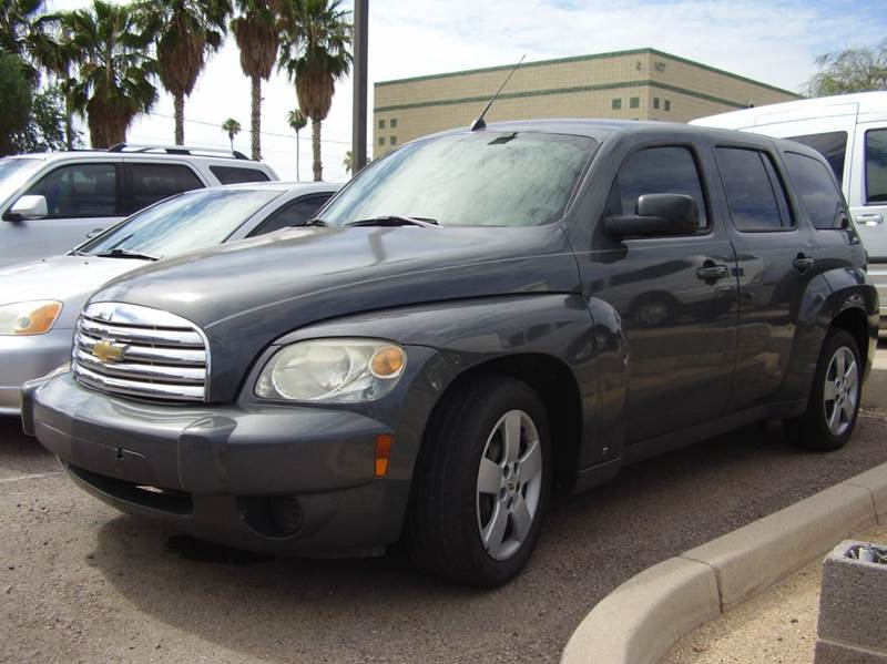 2009 CHEVROLET HHR LS 4DR WAGON gray abs - 4-wheel air filtration anti-theft system - audio sec