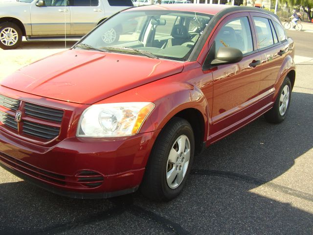 2007 DODGE CALIBER BASE 4DR WAGON red airbag deactivation - occupant sensing passenger antenna ty