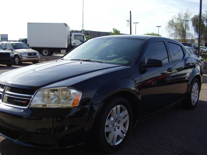 2014 DODGE AVENGER SE 4DR SEDAN black 2-stage unlocking - remote abs - 4-wheel active head rest
