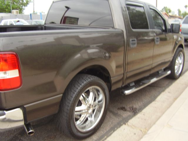 2006 FORD F-150 XLT 4DR SUPERCREW STYLESIDE 65 gray abs - 4-wheel antenna type anti-theft syste