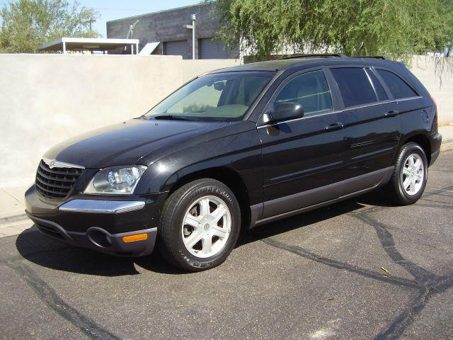 2005 CHRYSLER PACIFICA SIGNATURE SERIES AWD 4DR WAGON unspecified abs - 4-wheel adjustable pedals