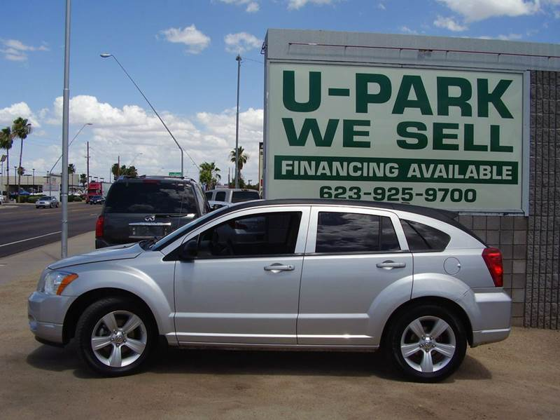 2012 DODGE CALIBER SXT 4DR WAGON silver 2-stage unlocking - remote abs - 4-wheel active head re