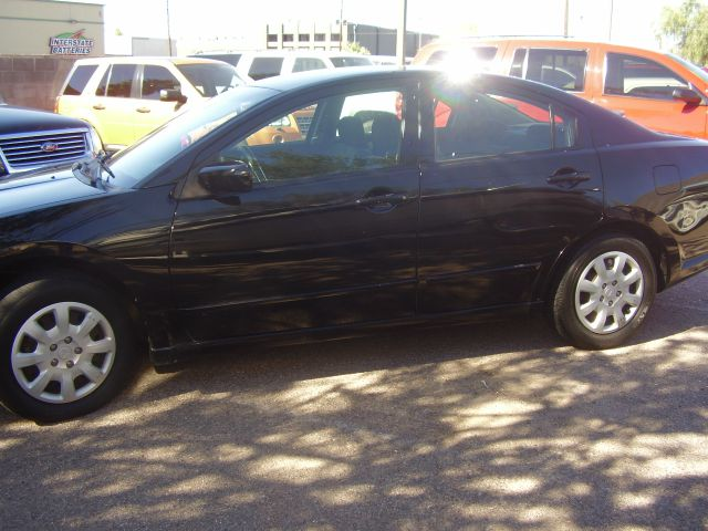 2006 MITSUBISHI GALANT SE 4DR SEDAN black abs - 4-wheel antenna type anti-theft system - engine