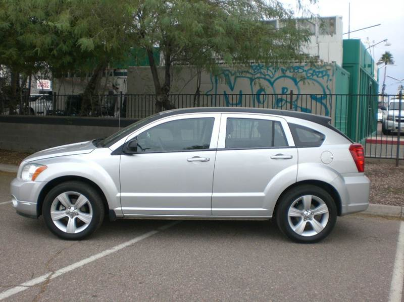 2011 DODGE CALIBER MAINSTREET 4DR WAGON 2-stage unlocking - remote abs - 4-wheel active head res