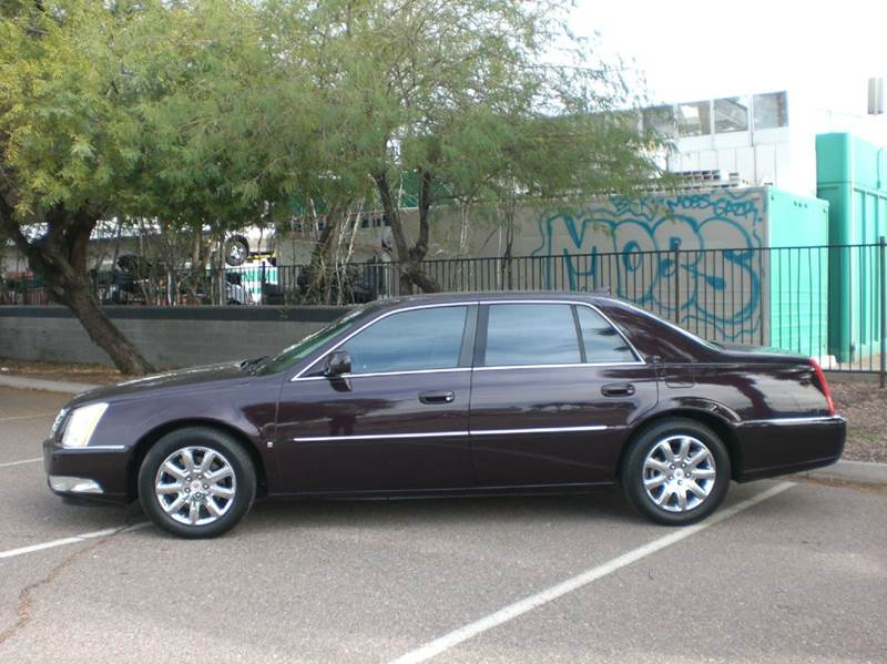 2009 CADILLAC DTS BASE 4DR SEDAN abs - 4-wheel air suspension - rear airbag deactivation - occup