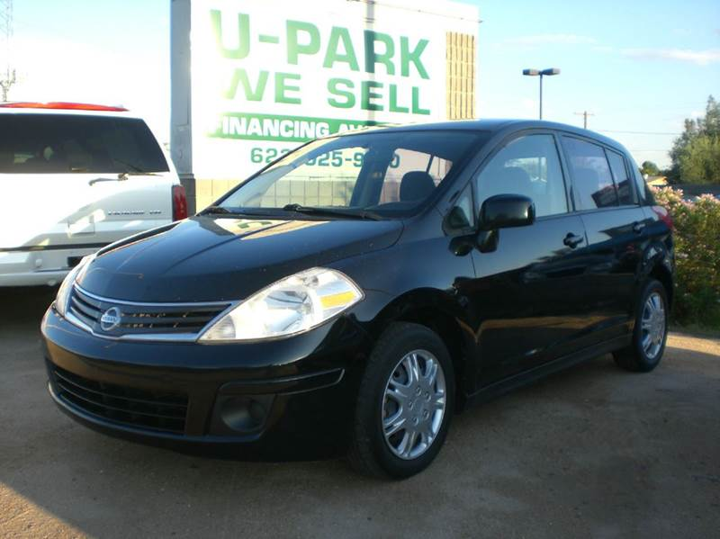 2012 NISSAN VERSA 18 S 4DR HATCHBACK 4A 2-stage unlocking abs - 4-wheel active head restraints