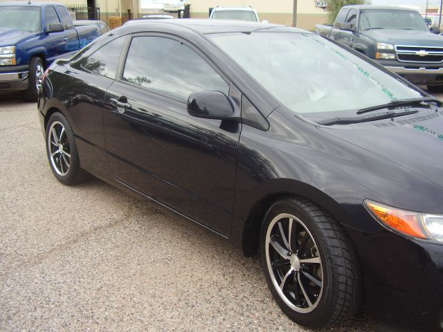 2006 HONDA CIVIC EX 2DR COUPE black abs - 4-wheel air filtration airbag deactivation - occupant