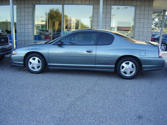 2004 CHEVROLET MONTE CARLO SS 2DR COUPE gray abs - 4-wheel cassette center console clock cruis