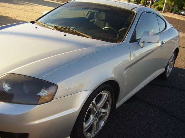 2006 HYUNDAI TIBURON GS 2DR HATCHBACK 2L I4 4A silver abs - 4-wheel antenna type anti-theft sy