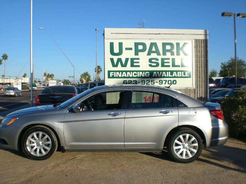 2013 CHRYSLER 200 LIMITED 4DR SEDAN 2-stage unlocking - remote abs - 4-wheel active head restrai