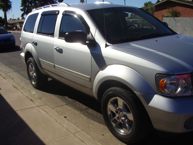 2008 DODGE DURANGO LIMITED 4DR SUV 4WD silver 2-stage unlocking - remote 4wd type - on demand ab
