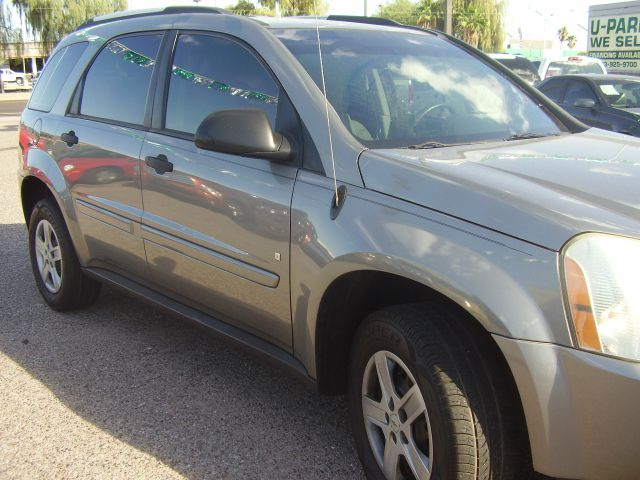 2006 CHEVROLET EQUINOX LS 4DR SUV sliver abs - 4-wheel antenna type anti-theft system - alarm a