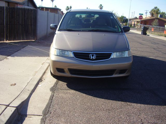 2004 HONDA ODYSSEY LX 4DR MINIVAN gold abs - 4-wheel captain chairs - 4 cassette clock cruise