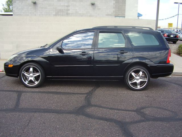 2004 FORD FOCUS SE 4DR WAGON black finance  available for everyone  bad credit recent repos ban